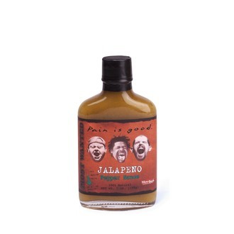 Sauce piquante jalapeno medium 198 g