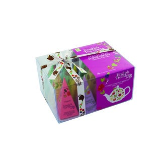 ENGLISH TEA SHOP - Coffret Super Fruit 12 pyramides et 6 parfums