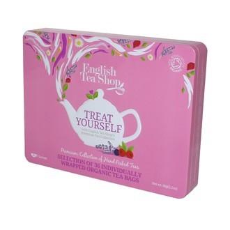 ENGLISH TEA SHOP - Coffret de 36 sachets de thé Superfruits bio
