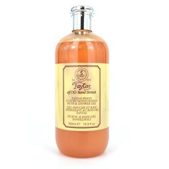 Gel de douche et de bain en bois de santal 500ml