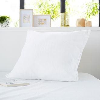 ZODIO - Protège oreiller en molleton absorbant zippé 65X65cm