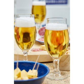 Set de 3 verres à bière Executive 39cl