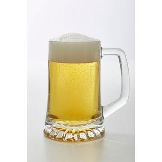 Set de 2 bocks à bière Stern 27cl
