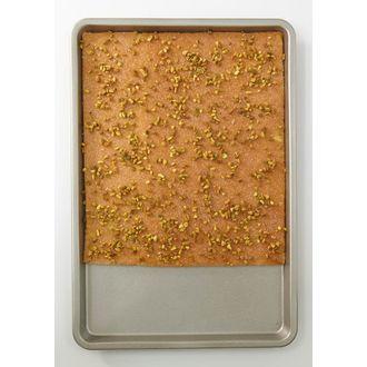MAOM - Plaque à pâtisserie en métal anti adhésif 39x26cm