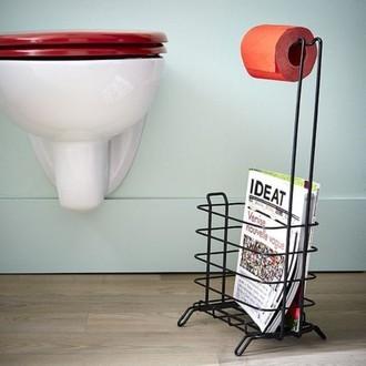 RENOVA - lot de 6 rouleaux de papier toilette rouge