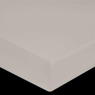 Maom - drap housse en percale nuage 180x200cm