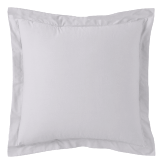 Maom - taie d'oreiller carrée en percale nuage 65x65cm