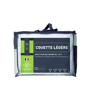 LESTRA - Couette légere traitement antiacariens 140X200cm