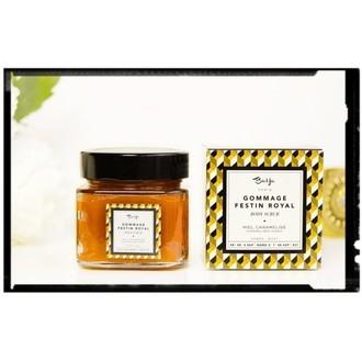BAIJA - Gommage pour le corps au miel caramelise - 212ml