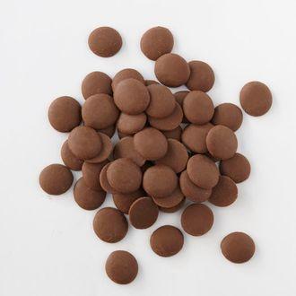 BARRY - Chocolat de couverture au lait de Ghana en pistoles 1kg