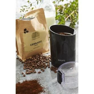 Krups - moulin à café électrique noir
