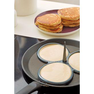 Forme pour blinis et pancake en silicone