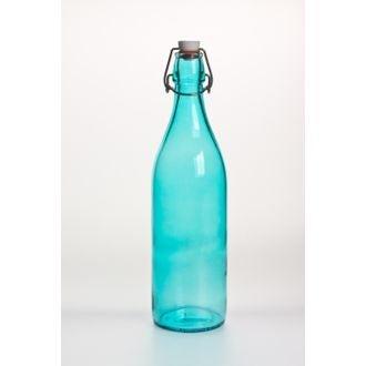 Bouteille à limonade azur 1L