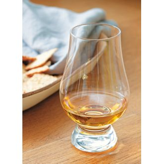 Verre à whisky en verre transparent Glencairn 18cl