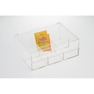 PYREX - Boite à sachet de thé en acrylique