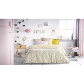 Zodio - taie d'oreiller rectangle en coton blush 50x70cm