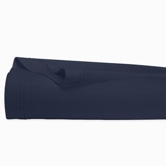 MAOM - Drap plat en percale encre 270x300cm