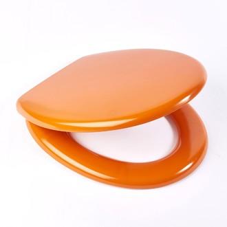 ZODIO - Abattant pour wc declipsable potiron
