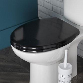 Zodio - abattant pour wc declipsable reglisse