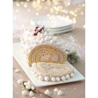 Pot de mini meringues blanche 35g