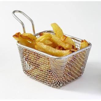 Panier présentoir à frites