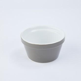 ZODIO - Ramequin en grès zinc 9,7cm