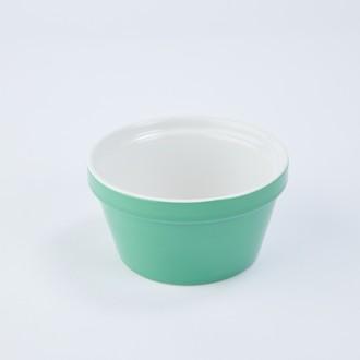 ZODIO - Ramequin en grès menthe 9,7cm
