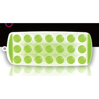 ZODIO - Bac pour 21 glaçons vert