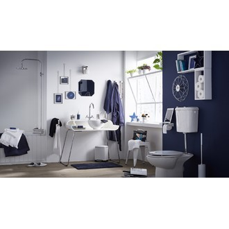 Abattant de toilette avec led blanc