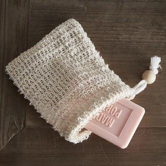 REDECKER - Sac à savon en sisal
