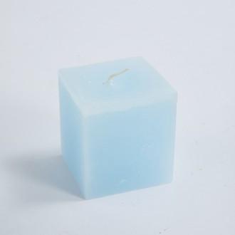 Maom - bougie carrée écume 6x6x6cm