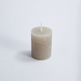 MAOM - Bougie votive pashmina 3,8xH4,8cm