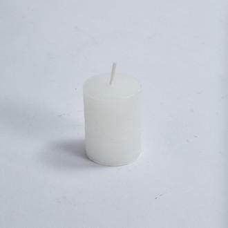MAOM - Bougie votive blanche 3,8xH4,8cm