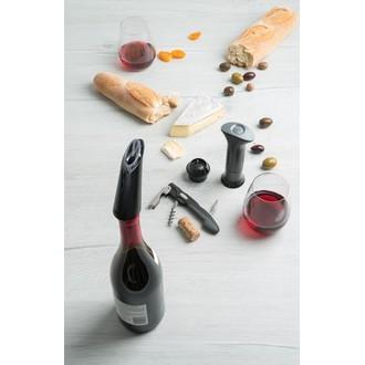 TRUDEAU - Coffret à vin 4 pièces
