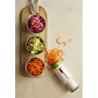 ZYLISS - Coupe légumes Spirulaser