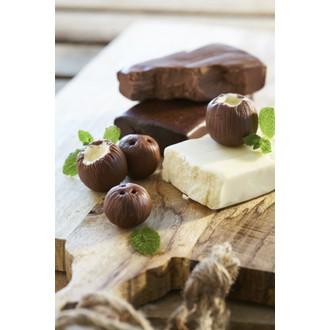 PATISDECOR - Pâte de modelage Chocoflex goût chocolat noir 150g