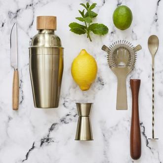 Set de 6 accessoires pour cocktail