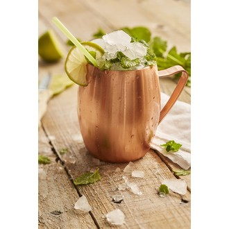 Mug cocktail Moscow mule double paroi