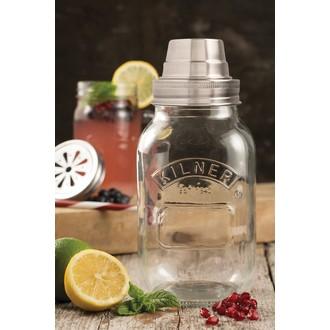 KILNER - Shaker à cocktail