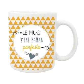 Mug porcelaine Maman Parfaite