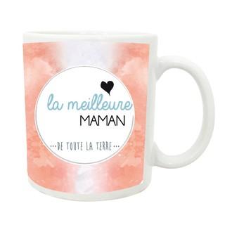 Mug Porcelaine Meilleure Maman
