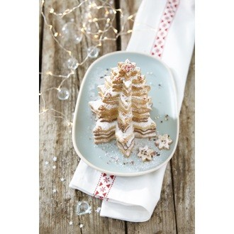 SCRAPCOOKING - Kit emporte piece inox Christmas tree