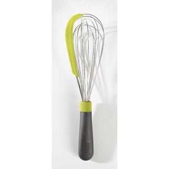 Joseph Joseph - Fouet avec spatule vert