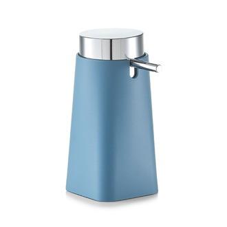 Distributeur de savon mousse soft touch bleu