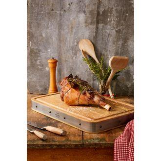 Cuisine industrielle Planche boucher rectangulaire Manguier