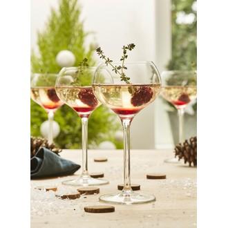 Boite de 4 coupes à champagne Sparkling 29cL