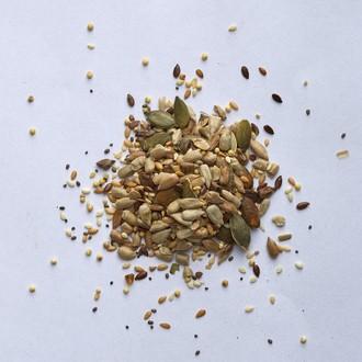 pot mélange de 8 graines toastées 160g