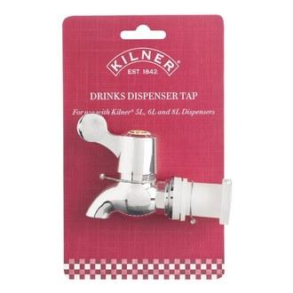 Robinet de rechange pour fontaine à boisson Kilner