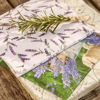 20 serv 33x33 cm faviola lilas clair
