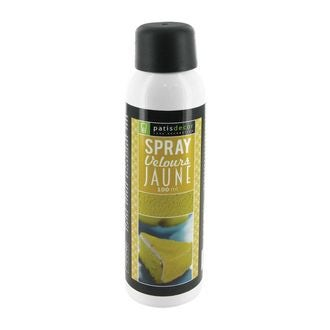 Spray velours velours jaune 100ml